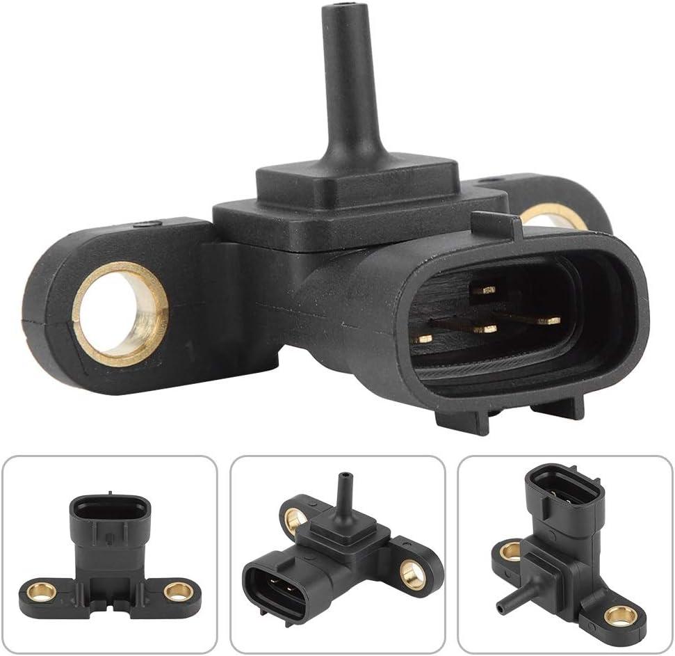 Sensor presi/ón aire Sensor de presi/ón de aire turbo de repuesto compatible con Toyota Hiace Hilux Landcruiser Regius 89421-71020