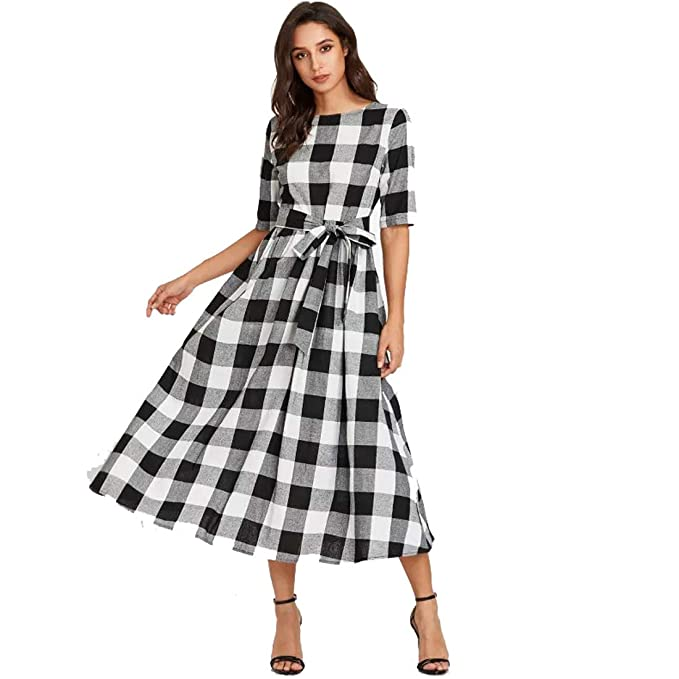 b1908942cd PURVAJA Women s Empire Maxi Dress  Amazon.in  Clothing   Accessories