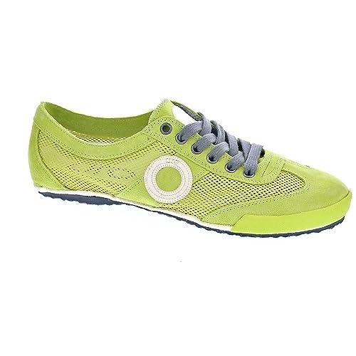 Aro Joaneta - Zapatillas Bajas Mujer Verde Talla 38: Amazon.es: Zapatos y complementos