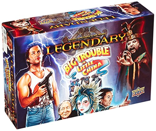 Legendary Big Trouble In Little China Board - Chino Shoppes