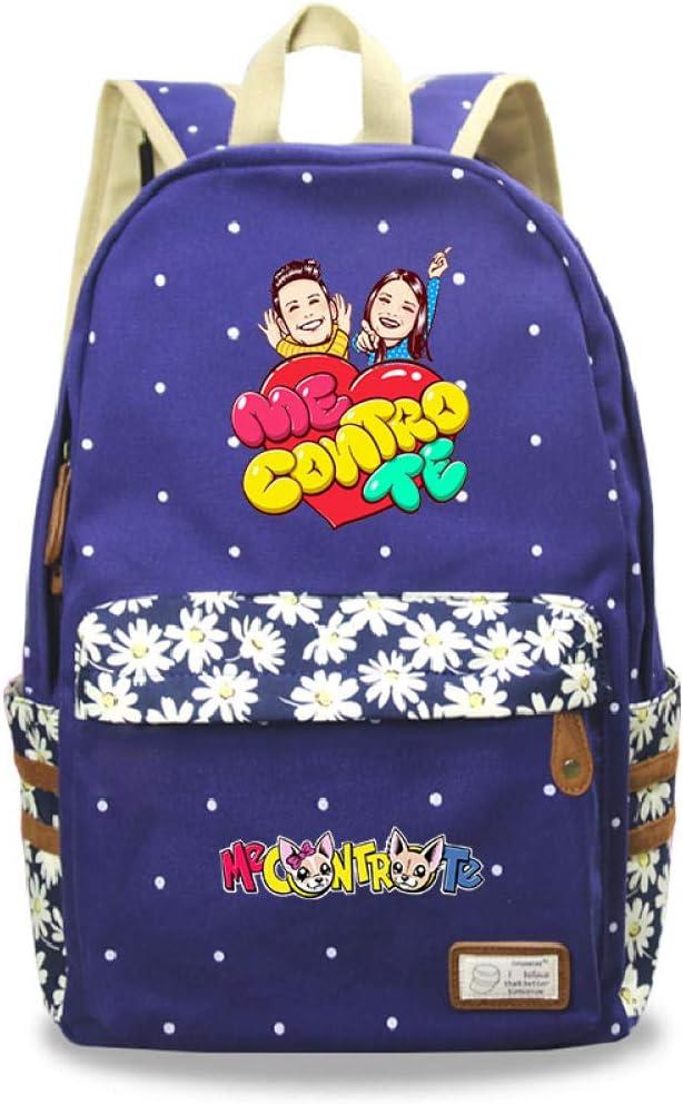 Borsa da viaggio Zaino Me Contro Te Zaino Zaino Me Contro Te Zaino Zaini firmati Zaino cartone animato Ragazzi Bookbags 14 18 ZqLSF