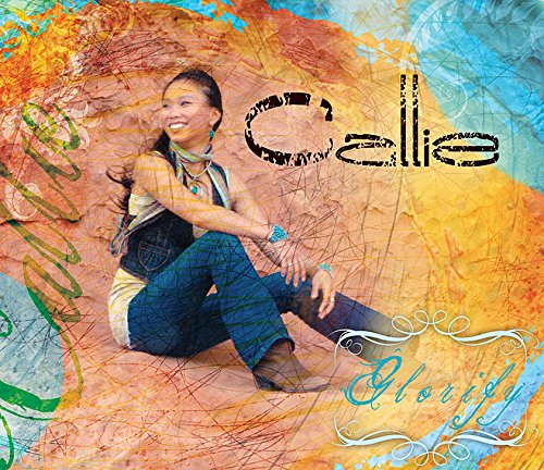 Glorify Praise & Worship Meditation Audio CD by Callie Bennett - Nominated Best Gospel Inspirational Recording for the Native American Music Awards