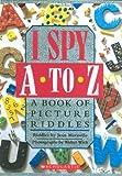 (进口原版) 视觉大发现系列 I Spy A to Z