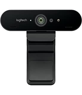 5a76ba41706 Logitech BRIO – Ultra HD Webcam for Video Conferencing, Recording, and  Streaming