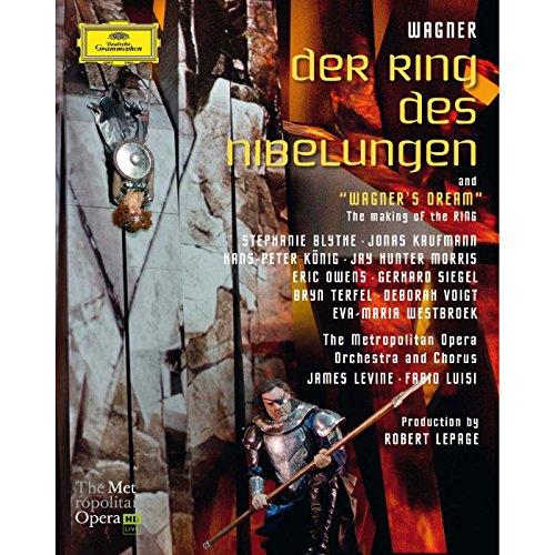 Wagner: Der Ring Des Nibelungen [Blu-ray] by Deutsche Grammophon