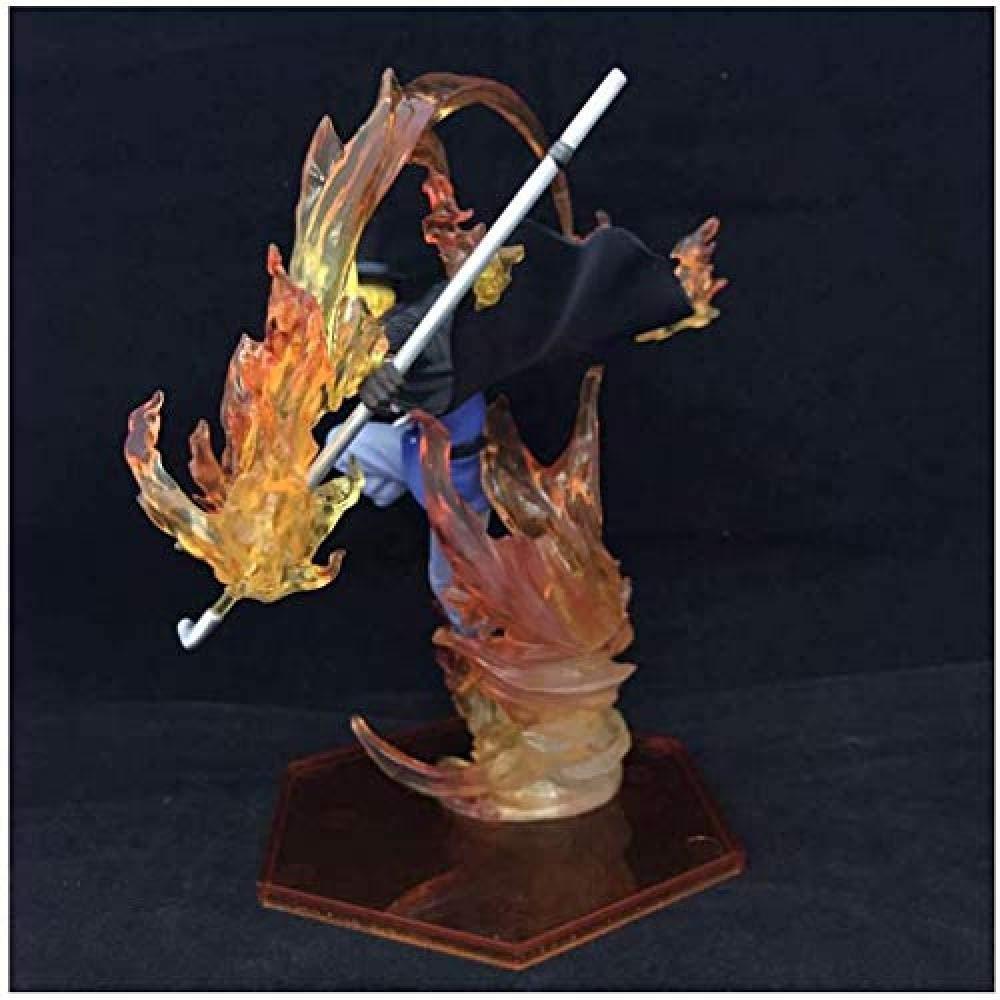 ASDCXZ Figurine One Piece 17,8 cm de Haut Sabo Figurine de Bataille en PVC