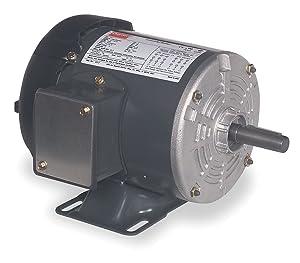 Dayton 2N863 Motor, 1/4 HP, 3 Phase