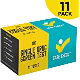 Care Check Marijuana THC Single Panel Drug Screen Test , Individually Wrapped 11 Home Drug Test Kits