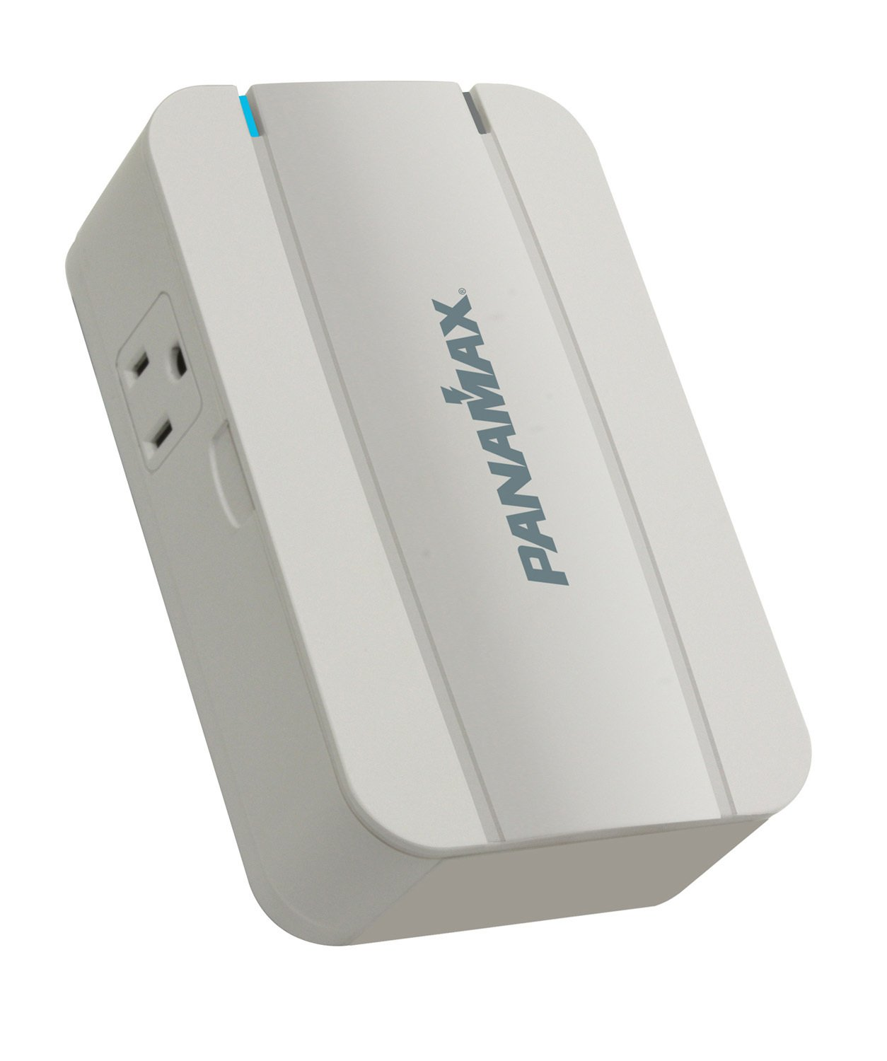 Panamax MD2 2 Outlet Direct Plug In Surge - White