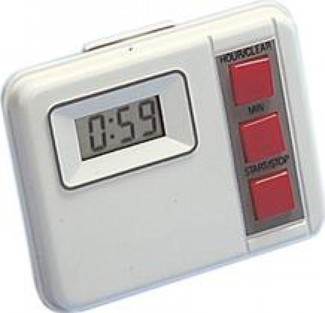 Countdown Timer White