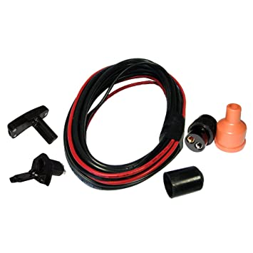 universal winch wiring kit universal image wiring amazon com powerwinch universal bumper wiring kit 6 f trailer on universal winch wiring kit