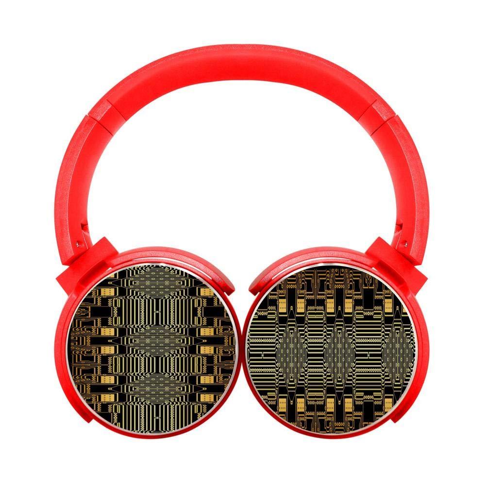 円高還元 Golden Wire B07H6XR2QJ ワイヤレス Bluetoothヘッドフォン 軽量で折りたたみ可能 レッド レッド ワイヤレス B07H6XR2QJ, フクママチ:4f1b0a5f --- nicolasalvioli.com
