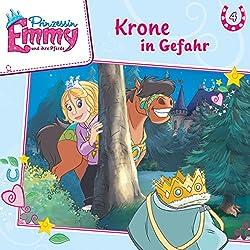 Krone in Gefahr (Prinzessin Emmy und ihre Pferde 4)