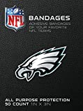 "NFL Officially Licensed Bandages, 1""x3"", 50/box (Philadelphia Eagles)"