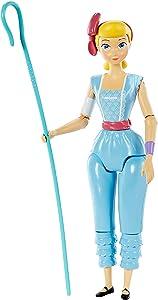 Disney Toy Story 4 Figura Bo Peep, juguetes niños + 3 años (Mattel GGX26)