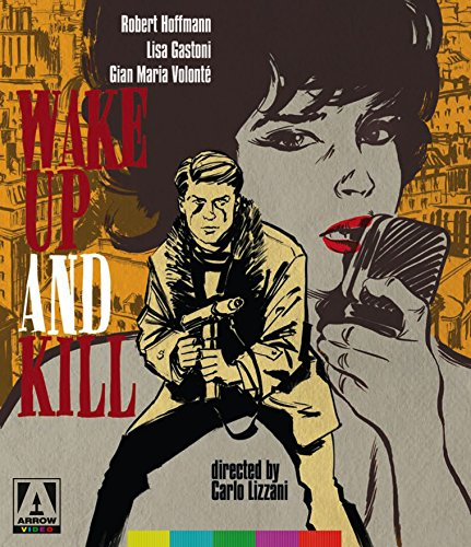 Wake Up and Kill (aka Wake Up and Die) (2-Disc Special Edition) [Blu-ray + DVD]