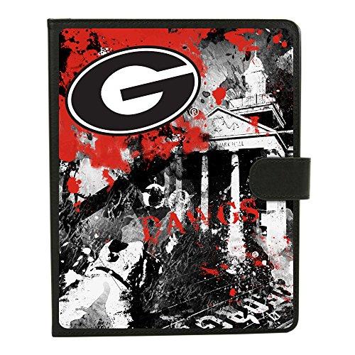 NCAA Georgia Bulldogs Paulson Designs Folio Case for iPad Air, Black (Georgia Bulldog Tablet Cover compare prices)