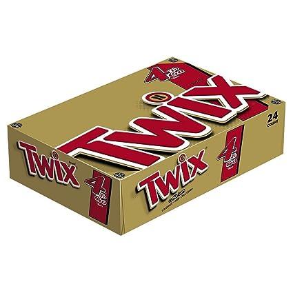 TWIX Caramel Sharing chocolate Cookie Tamaño de la barra ...