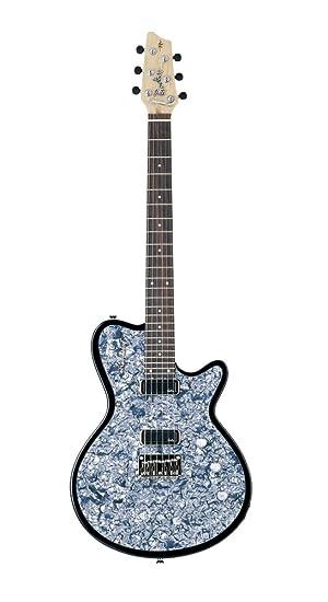 Godin Radiador Chambered guitarra eléctrica (negro Onyx): Amazon.es: Instrumentos musicales