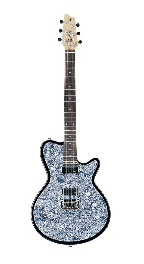 Godin Radiador Chambered guitarra eléctrica (negro Onyx)