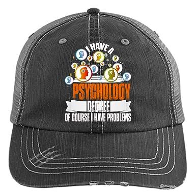 I Have A Psychology Degree Hat e72d9d8a3b6c