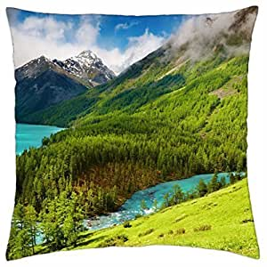 Nature is wonderful! - Throw Pillow Cover Case (18