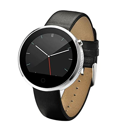 Amazon.com: Luxsure Waterproof Bluetooth Smart Watch Heart ...