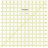 Dritz Omnigrid 12-1/2-Inch by 12-1/2-Inch, Quilter's Square