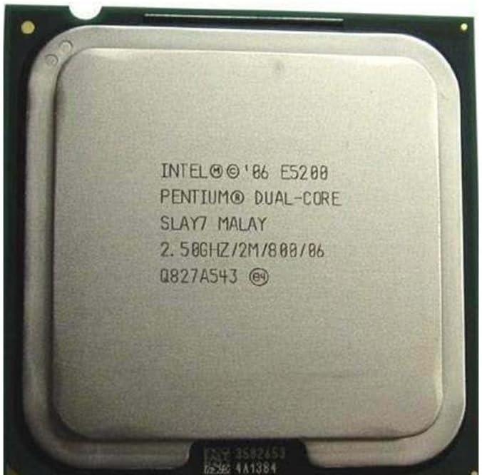 Intel 2.5 GHz Pentium CPU Processor E5200 SLB9T Dell Studio One 1909