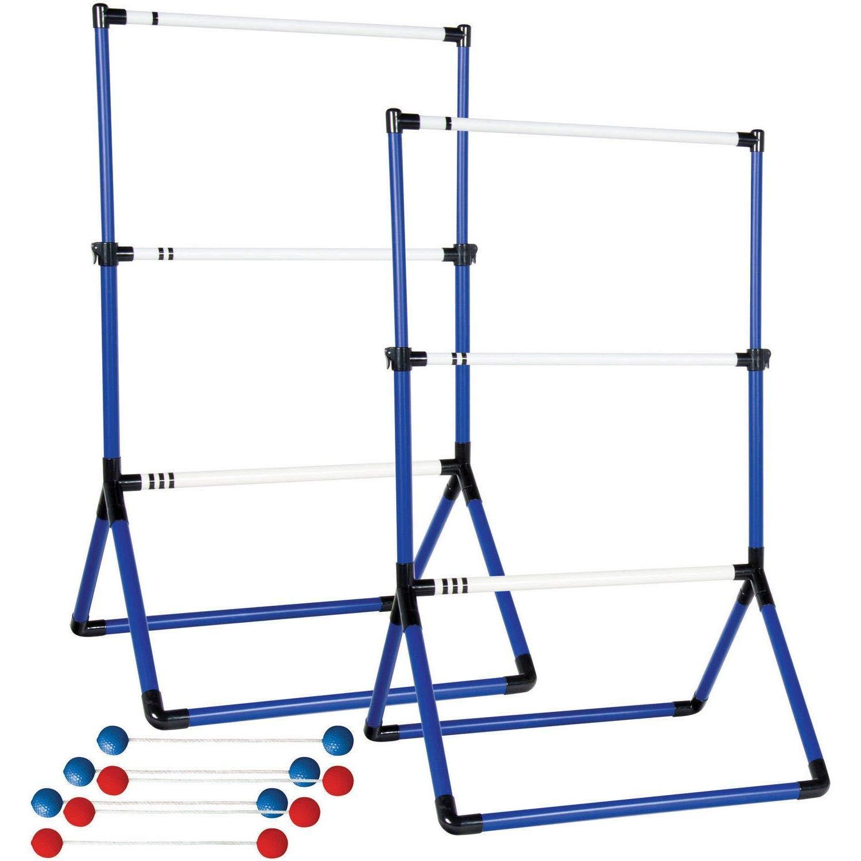HealthyBells Quikset Golf Toss - Ladder Ball Game Set