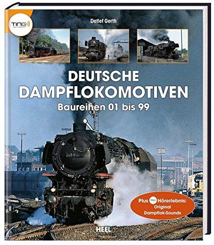 Ting: Deutsche Dampflokomotiven: Baureihe 01 bis 99