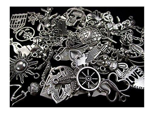 Antique Silver Clip - 5