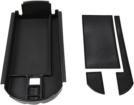 Armrest Storage Box Glove Center Console Divider for Toyota C-HR CHR 2016-2018