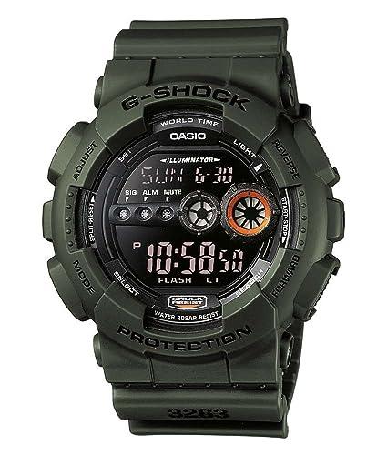 Casio Reloj de Pulsera GD-100MS-3ER