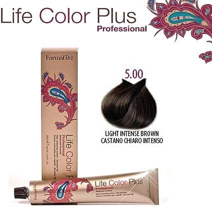FarmaVita Life Color Plus Tinte Capilar 5.00-90 ml (8022033007117)