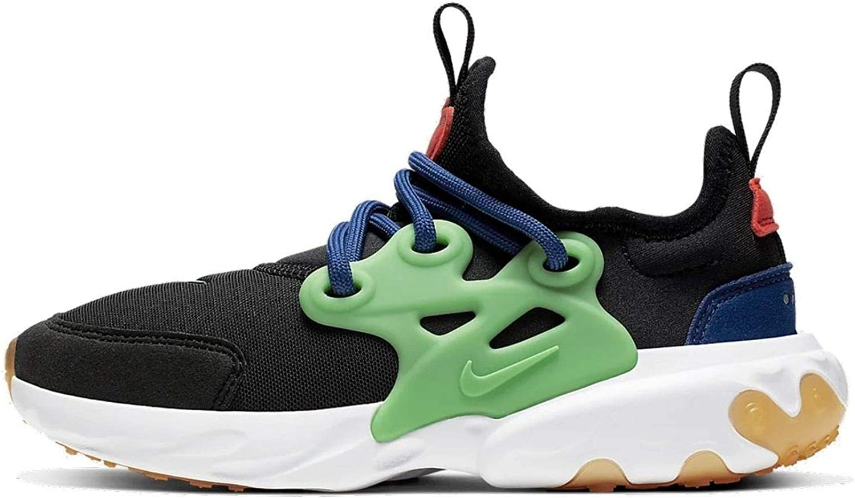 Nike React Presto (PS) Noir Noir