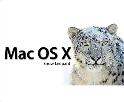 Mac OS 10.6 Snow Leopard Instalación USB de arranque instalar ...