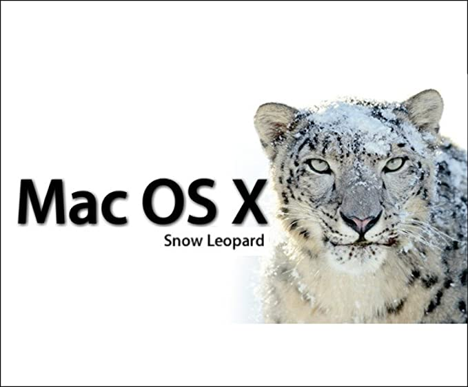 Mac OSX 10 6 Snow Leopard Install USB (Bootable, Recover, Upgrade)