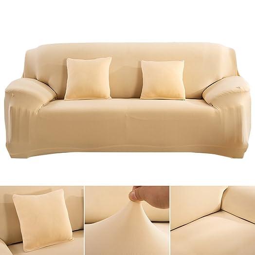 Sofa Cover Slipcover Stretch Elastic Fabric Sofa Protector Slip