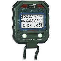 Thomas 1025 - Cronómetro con visualización LCD de 3/16, 60 memorias