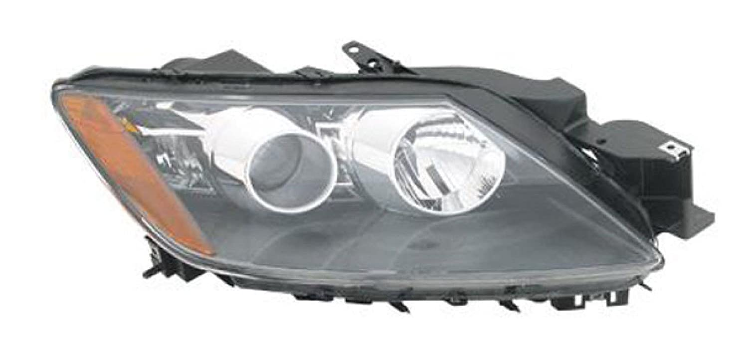 TYC 20-6940-01-1 Mazda CX-7 Left Replacement Head Lamp