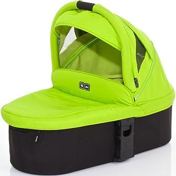 Abc Design - Asalvo - Capazo cobra/mamba/zoom verde claro