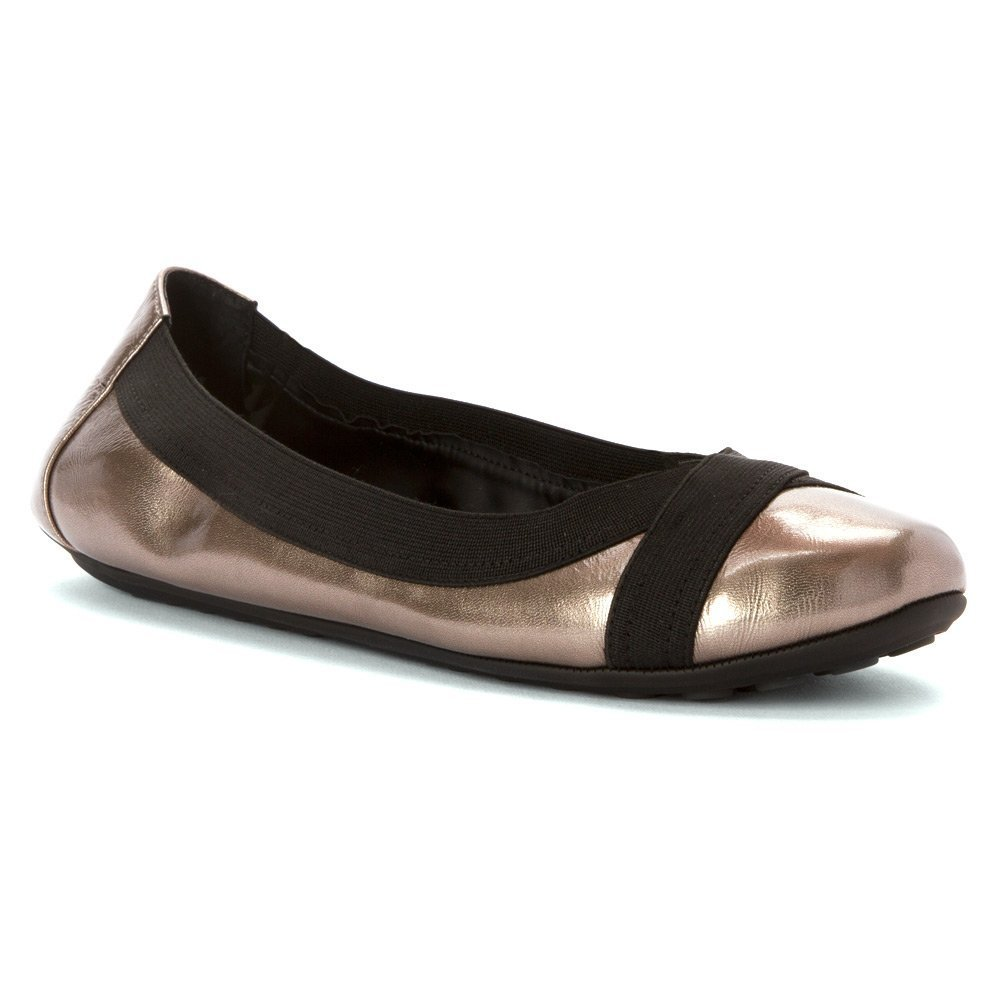 Adam Tucker Women's Nixie Flats Shoes B011NVZ892 7 B(M) US|Pewter