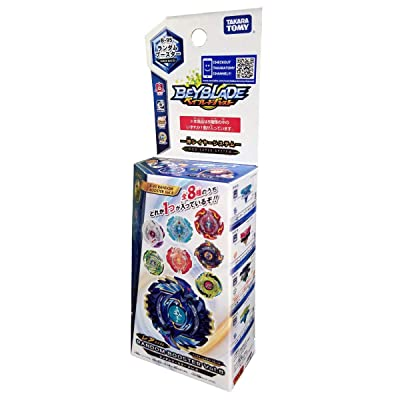 Takara Tomy Beyblade Burst B-95 Random Booster Vol.8 Shelter Regulus.5S.Tw: Toys & Games