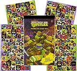 kids stickers ninja - Teenage Mutant Ninja Turtles Sticker Pad - Over 270 TMNT Stickers