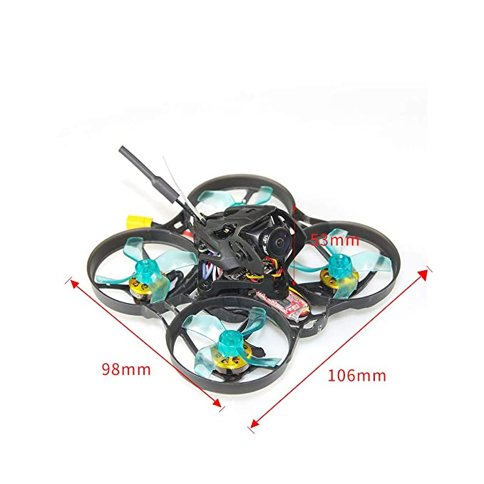 GEELANG Anger 75X Whoop 3-4S Racing Drone Quadcopter 1202 ...