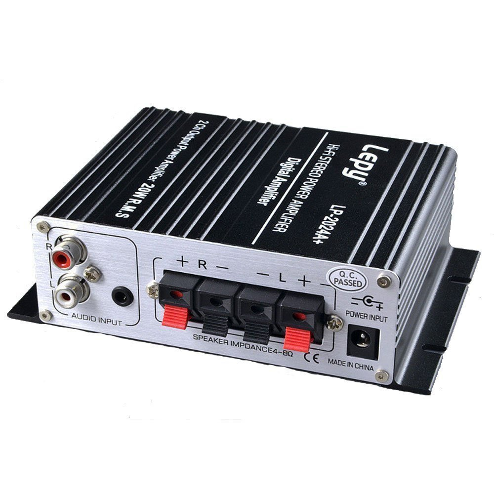 LEPY lp-2024A Plus Amplifier lp-2024A+