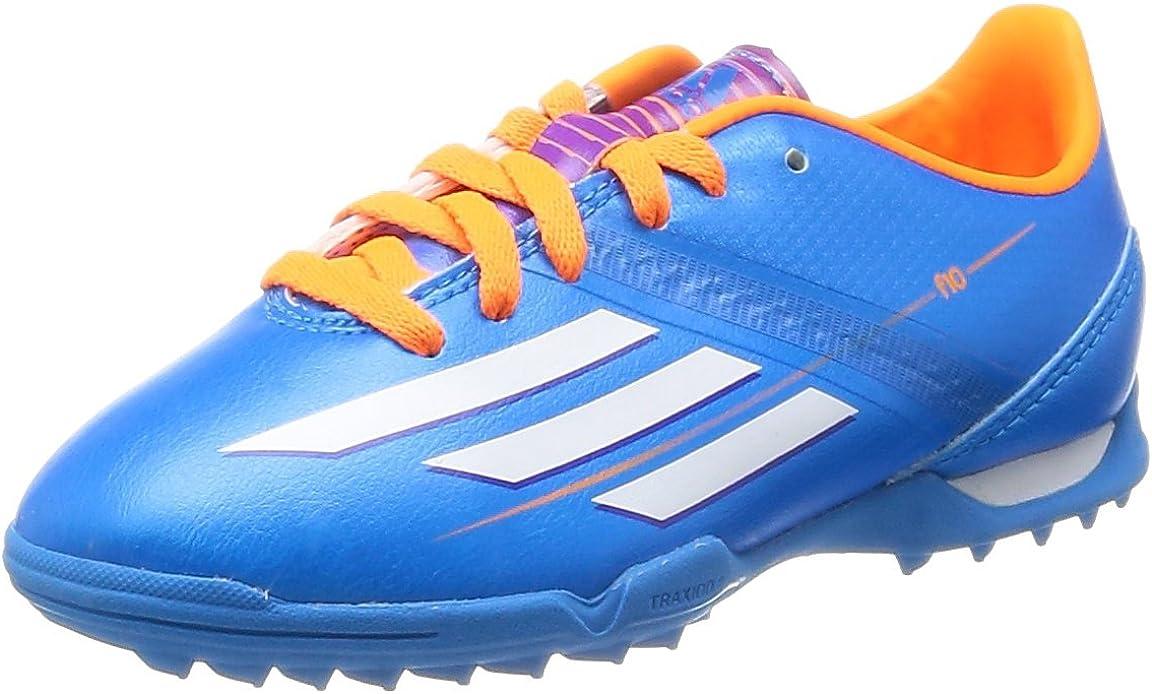 adidas F10 TRX TF J - Botas de fútbol de sintético para niño ...