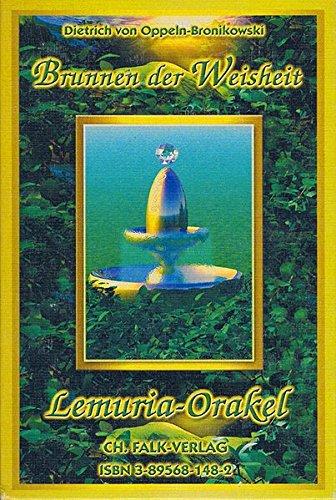 Brunnen der Weisheit – Lemuria-Orakel: Kleine Edition