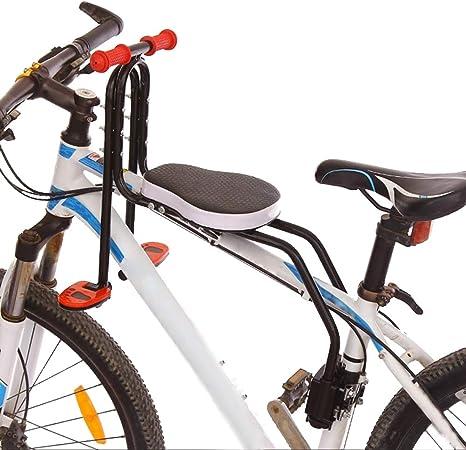 YXZN Bicicleta de montaña Asiento para niños Frente de liberación ...